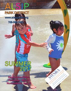 Alsip Park District - Summer 2017 Program Brochure - For Download