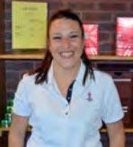 Danielle Peso Companio, Food & Beverage Manager