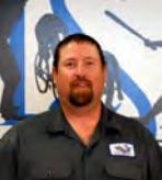 Mike DeChene, CPSI - Park Laborer
