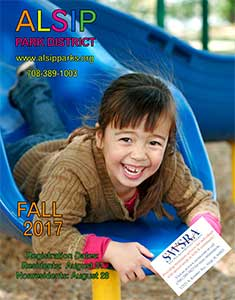 Alsip Park District - Fall 2017 Program Brochure - For Download