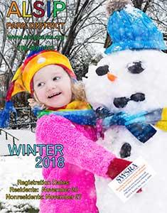 Alsip Park District - Winter 2018 Program Brochure - For Download