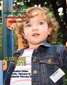 Alsip Park District - Spring 2018 Program Brochure - For Download