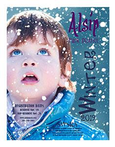 Alsip Park District - Winter 2019 Program Brochure - For Download