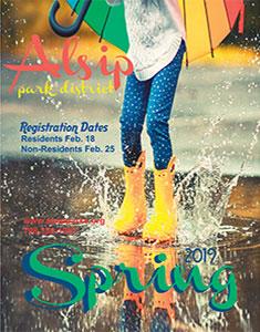 Alsip Park District - Spring 2019 Program Brochure