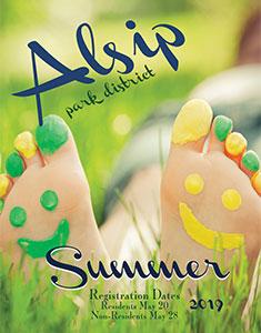 Alsip Park District - Summer 2019 Program Brochure