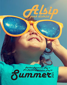 Alsip Park District - Summer 2021 Program Brochure