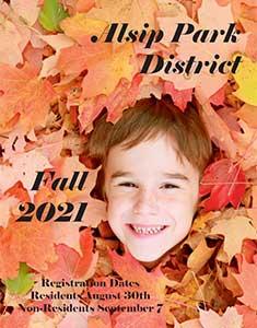 Alsip Park District - Fall 2021 Program Brochure